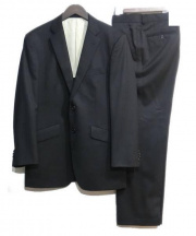 Paul Smith(ポールスミス)の古着「2Bセットアップスーツ」|ブラック