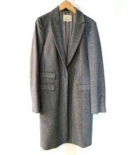 BEAUTY&YOUTH(ビューティアンドユース)の古着「チェスターコート」 グレー