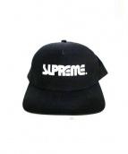 SUPREME(シュプリーム)の古着「Surf Style 5-Panel CAP」|ブラック