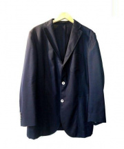 BOGLIOLI(ボリオリ)の古着「アンコンジャケット」 ネイビー