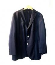 BOGLIOLI(ボリオリ)の古着「アンコンジャケット」|ネイビー