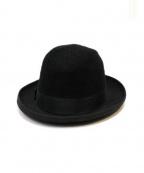 STETSON(ステットソン)の古着「homburg」|ブラック