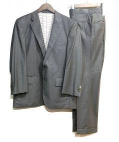 Ermenegildo Zegna(エルメネジルド・ゼニア)の古着「2Bスーツ」|グレー