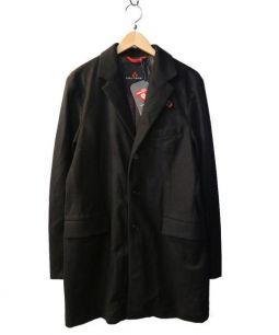 PEUTEREY(ピューテリー)の古着「チェスターコート」|ブラック