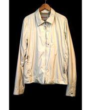 PRADA SPORTS(プラダスポーツ)の古着「ナイロンジャケット」|ベージュ