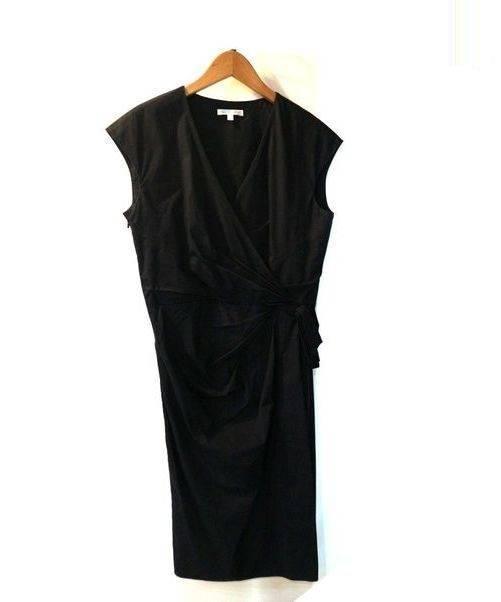 PAULE KA PAULE KA (ポルーカ) ノースリーブワンピース ブラック サイズ:38 定価72.000円程