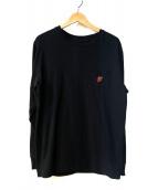 SUPREME(シュプリーム)の古着「sacred heart pocket tee」|ブラック