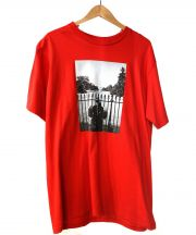 SUPREME(シュプリーム)の古着「Public Enemy White House Tee」|レッド