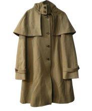 ARTISAN(アルチザン)の古着「カシミヤ混コート」|ベージュ