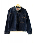 SUPREME(シュプリーム)の古着「1st type denim jacket」