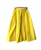 6(ROKU) BEAUTY&YOUTH(ロク ビューティ&ユース)の古着「フレアプリーツスカート」