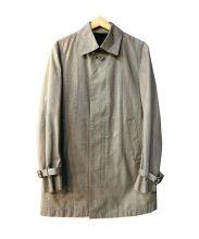 ck Calvin Klein(シーケーカルバンクライン)の古着「ライナー付ステンカラーコート」