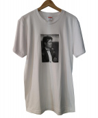 SUPREME(シュプリーム)の古着「MichaelJacksonTee」|ホワイト