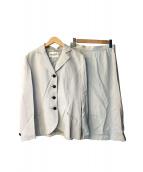 JUN ASHIDA(ジュン アシダ)の古着「セットアップスーツ」