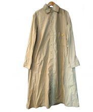 Y's YOHJI YAMAMOTO(ワイズ ヨウジヤマモト)の古着「シャツワンピース」
