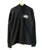 A.P.C.(アーペーセー)の古着「US Hoodie」|ブラック