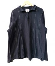 SON OF THE CHEESE(サノバチーズ)の古着「Russell shirts」|ブラック