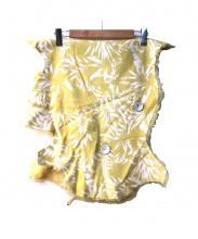karl donoghue(カール ドノヒュー)の古着「ラムレザーリーフケープ」