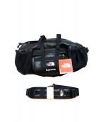 Supreme×THE NORTH FACE(シュプリーム ノースフェイス)の古着「Leather Mountain Waist Bag」