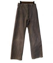 FUMIKA UCHIDA(フミカウチダ)の古着「コーデュロイワイドパンツ」