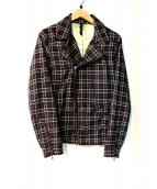 glamb(グラム)の古着「ライダースジャケット」