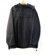 agnes b homme(アニエスベーオム)の古着「中ボアライナー付ナイロンコート」