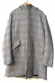 BLUE TORNADO(ブルートルネード)の古着「フーデッドコート」