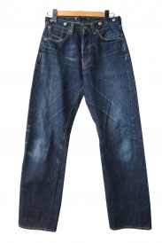 Levi's VINTAGE CLOTHING(リーバイスヴィンテージクロージング)の古着「シンチバックデニムパンツ」