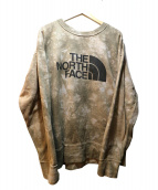 THE NORTHFACE PURPLELABEL(ザ・ノースフェイス パープルレーベル)の古着「8oz Crew Neck Big Sweat」