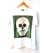 DIESEL(ディーゼル)の古着「プリントTシャツ」