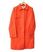 LACOSTE(ラコステ)の古着「ステンカラーコート」