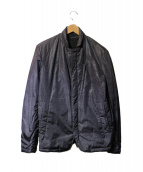 theory(セオリー)の古着「中綿ジャケット」|グレー