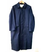 LBC(エルビーシー)の古着「ステンカラーコート」