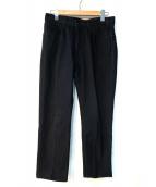 UNUSED(アンユーズド)の古着「12OZ DENIM FIVE POCKETS PANTS」|ブラック