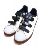 adidas by RAF SIMONS(アディダス バイ ラフシモンズ)の古着「STAN SMITH」|ホワイト