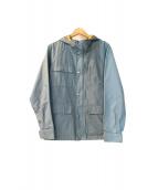 SIERRA DESIGNS(シェラデザイン)の古着「60/40ナイロンジャケット」|グリーン