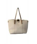 FURLA(フルラ)の古着「トートバッグ」|ホワイト