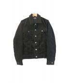 BEAMS(ビームス)の古着「ランチジャケット」|ブラック