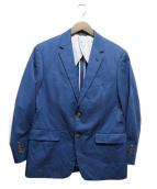 BROOKS BROTHERS(ブルックスブラザーズ)の古着「テーラードジャケット」 ブルー