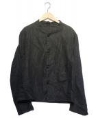 SCYE(サイ)の古着「リネンジャケット」|ブラック