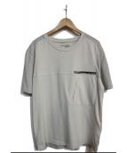 C2H4(シーツーエイチフォー)の古着「fm-2030 3m T-shirt Tシャツ」|グレー