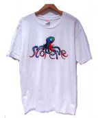 Supreme(シュプリーム)の古着「プリントTシャツ」|ホワイト
