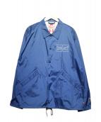 EVERLAST(エバーラスト)の古着「コーチジャケット」 ブルー