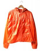 CANADA GOOSE(カナダグース)の古着「ライトパッカブルパーカ」|オレンジ