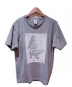 Supreme(シュプリーム)の古着「プリントTシャツ」|グレー