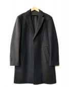 JOSEPH HOMME(ジョセフ オム)の古着「チェスターコート」|グレー