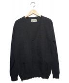 WACKO MARIA(ワコマリア)の古着「ニットカーディガン」|ブラック