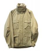 GOOD ENOUGH(グッドイナフ)の古着「ライナー付M65ジャケット」|オリーブ