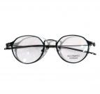 KIO YAMATO(キオヤマト)の古着「眼鏡」|ブラック