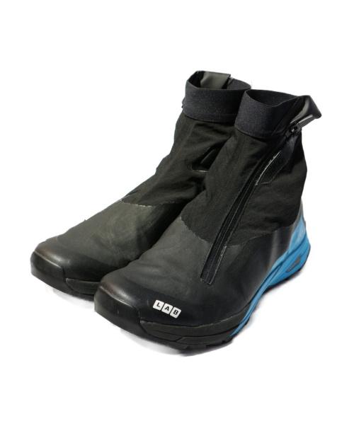 SALOMON(サロモン)SALOMON (サロモン) ハイカットスニーカー ブラック×ブルー サイズ:JAPAN 27 S-LAB XA ALPINEの古着・服飾アイテム